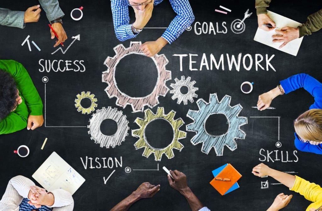 Cross Training Teamwork Success Performance Solutions