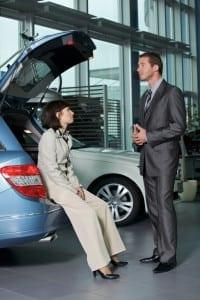 pre employment tests auto sales