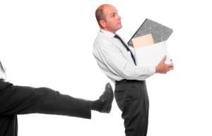 Employee Motivation - Kick in the Pants