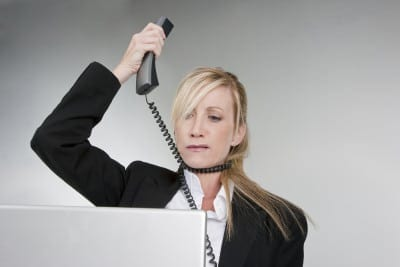 Frustrated recruiter Candidate Abandonment