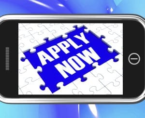 Apply Now On Smartphone