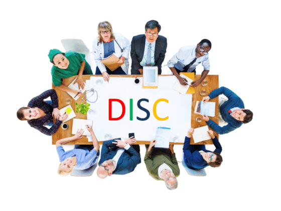 DISC and team building