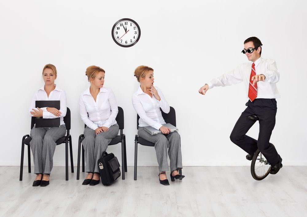 Recruitment Process Broken
