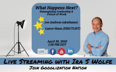 Live Talk | Re-Imagine Leadership and Future of Work