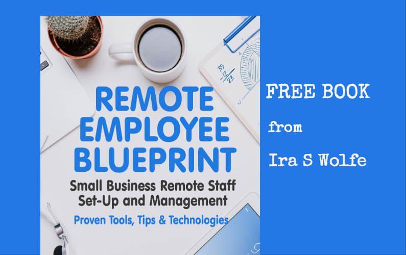 remote employee blueprint ebook