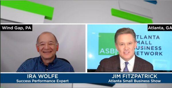 Ira S Wolfe, Atlanta Small Business Network