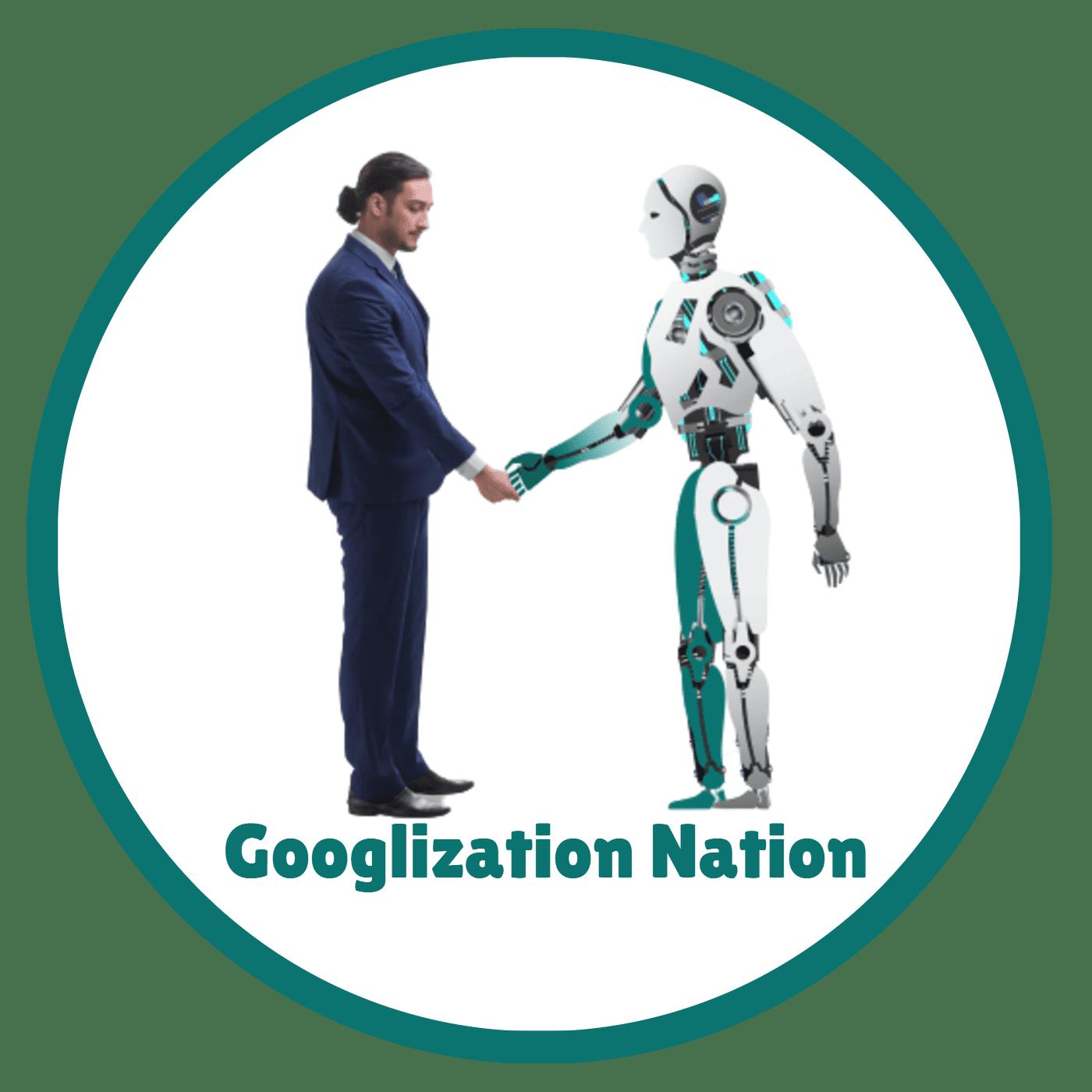 Googlization nation Ira S Wolfe