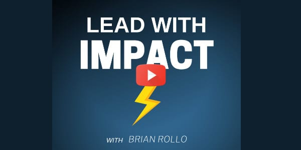 lead with impact, Ira S Wolfe