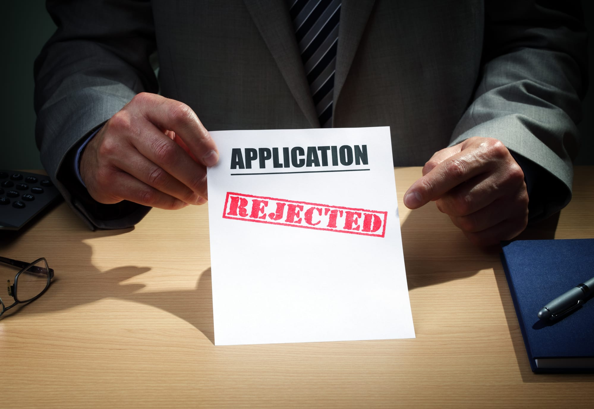 rejection letter, Success Performance Solutions