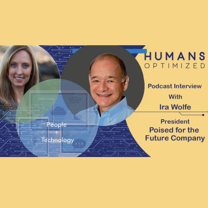 Adaptability, Ira S Wolfe, Humans Optimized