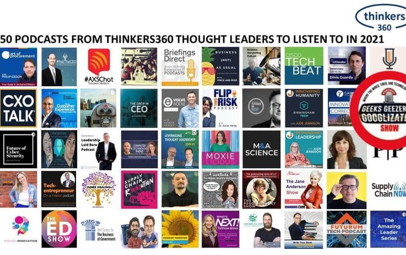 Geeks Geezers Googlization, Thinkers 360