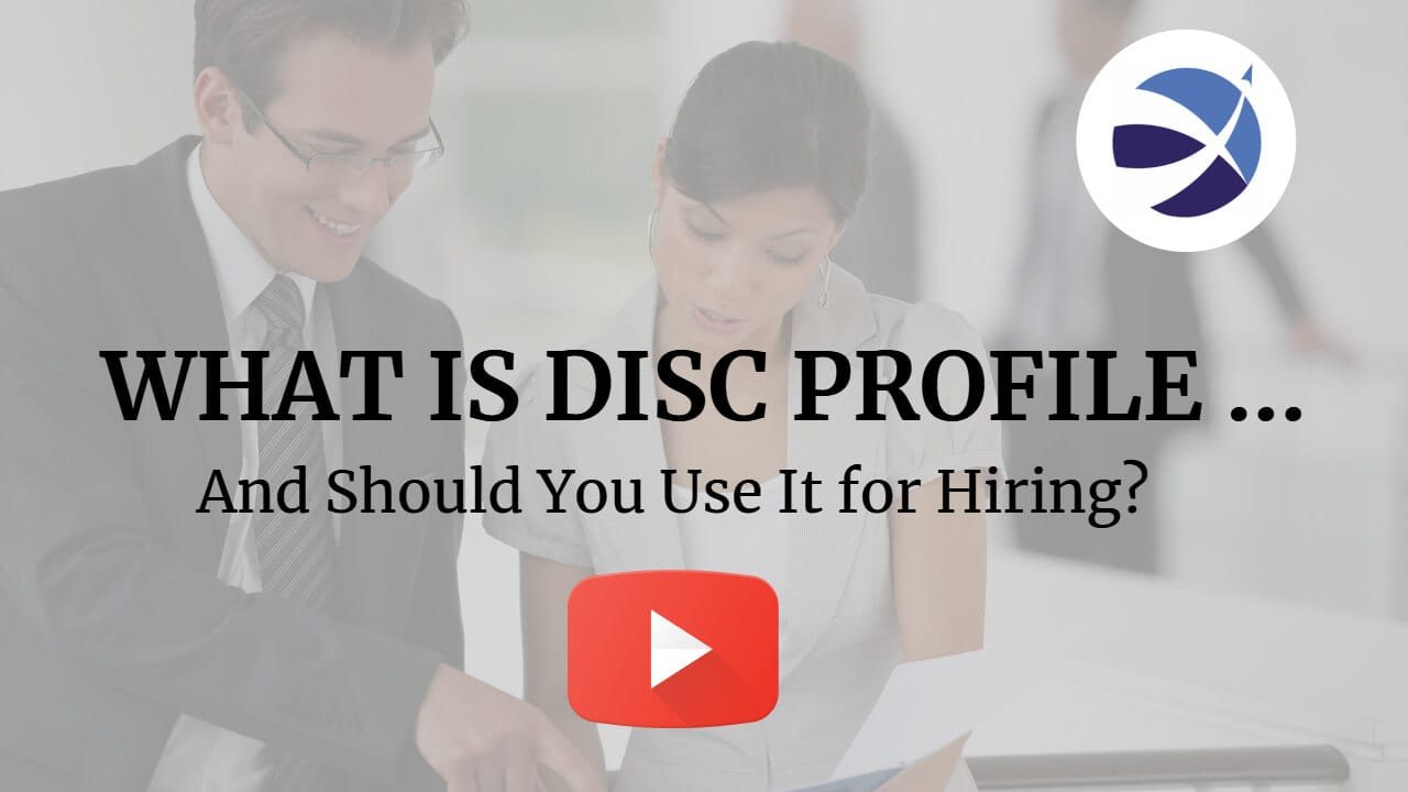 What is DISC Profile and can it be used for hiring, Success Performance Solutions