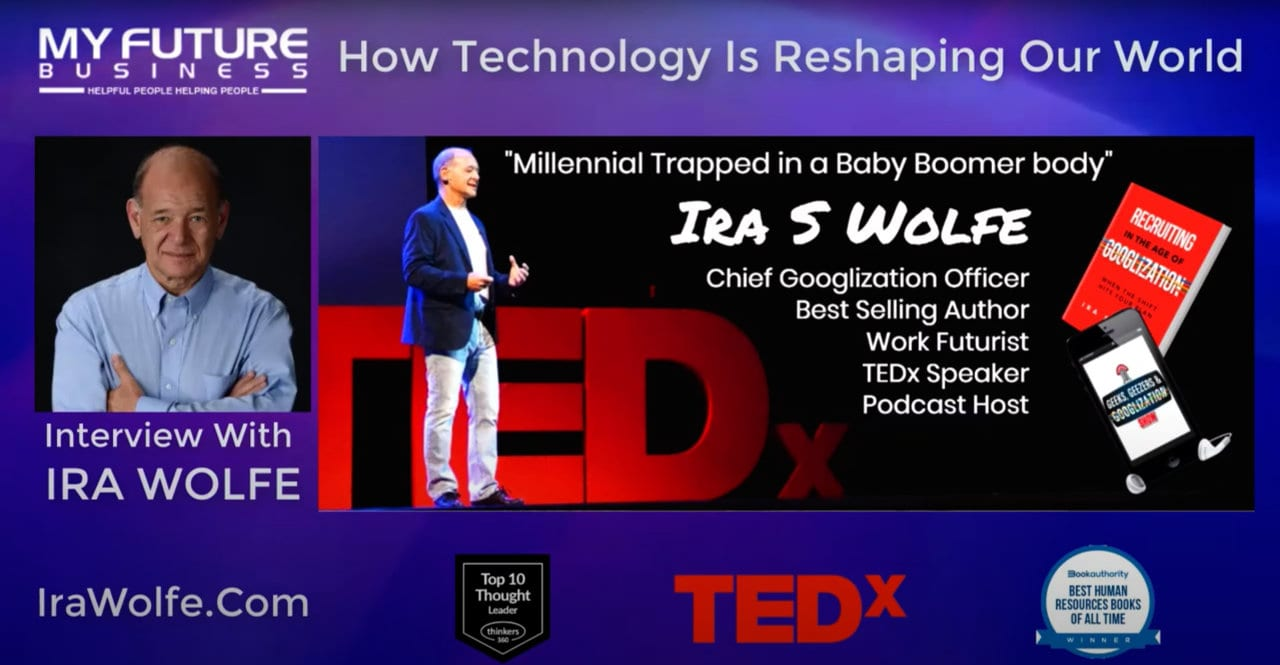 Technology is resharping our world
