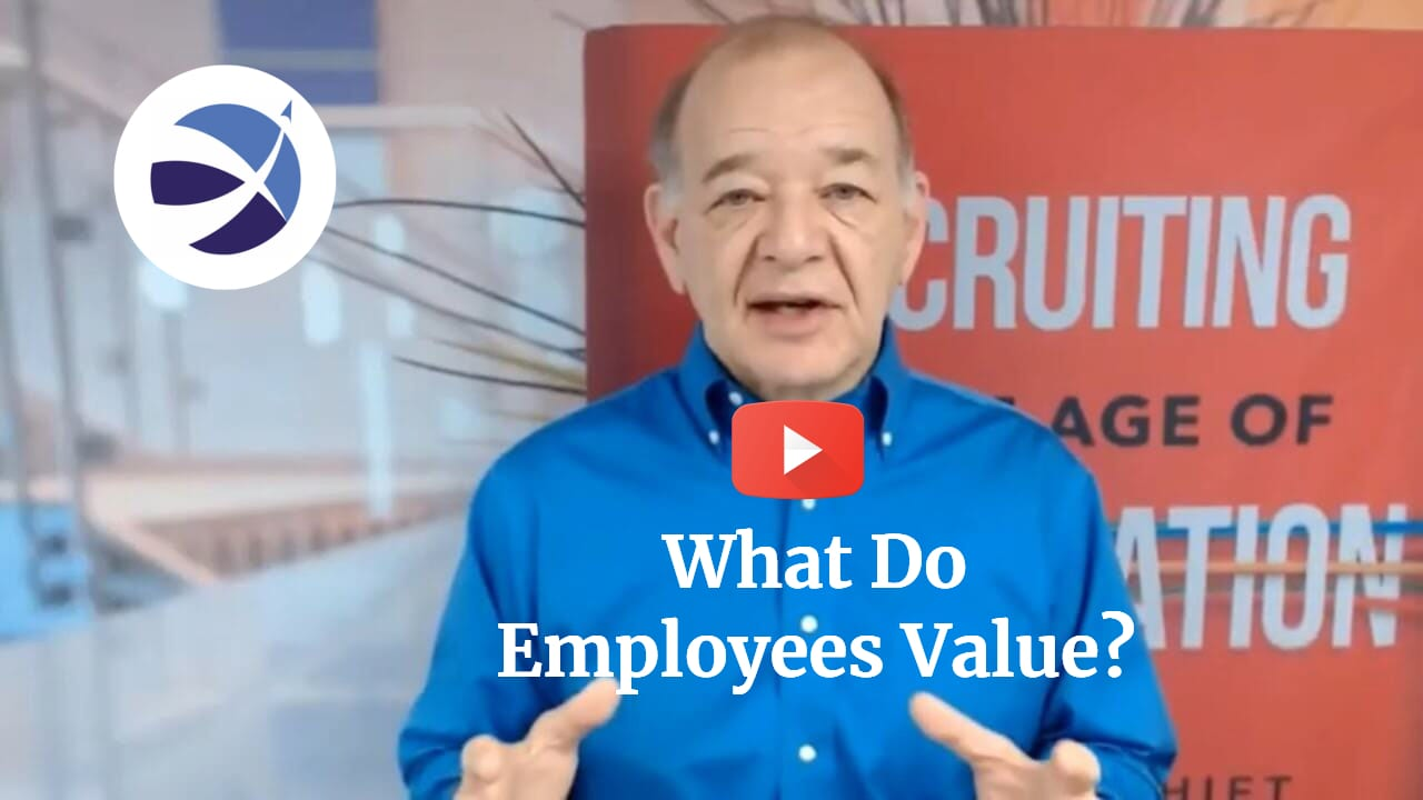 What do employees value? Employee Motivation, Ira S Wolfe