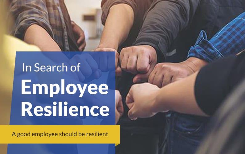 In Search of Employee Resilience