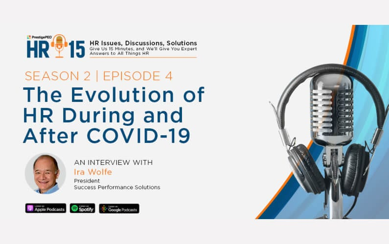 The Evolution of Human Resources During and After COVID19