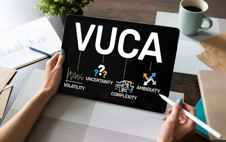 What is VUCA?
