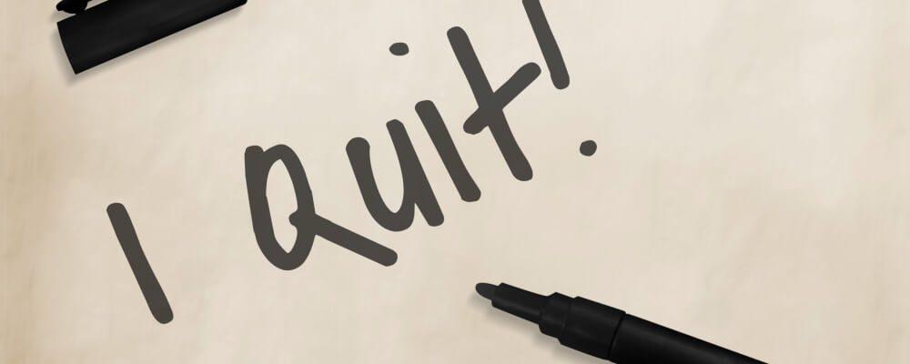 I quit, employee turnover, Ira wolfe