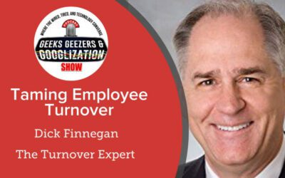 Taming Employee Turnover – An Interview with Employee Turnover Expert Dick Finnegan