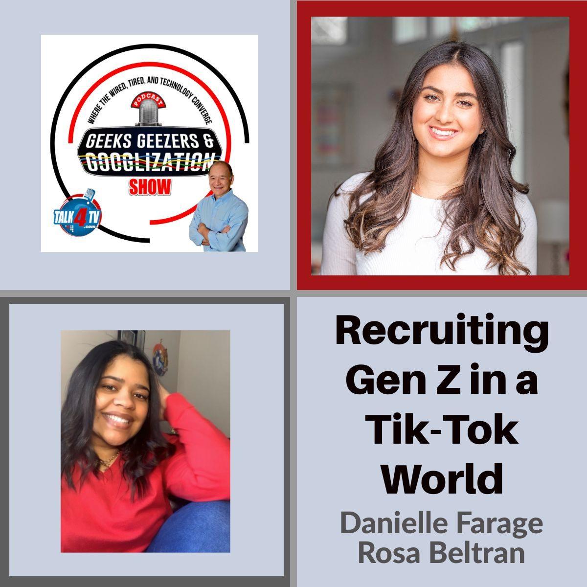 [WEBINARS] Employment Branding and Recruiting Gen Z