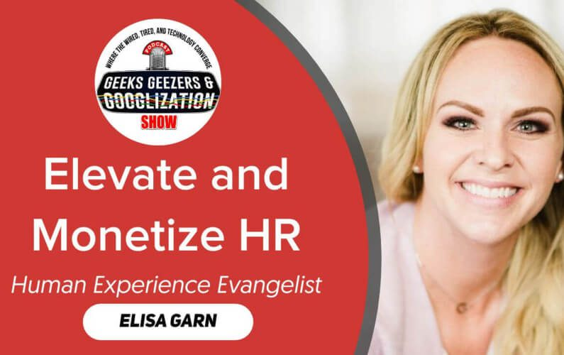 Elevate and Monetize HR, Human Experience